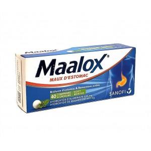 Maalox Maux d'Estomac...