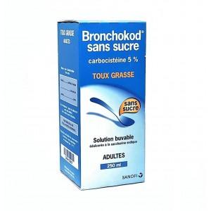 Bronchokod 5% Sans Sucre -...