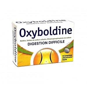 Oxyboldine - Comprimé...