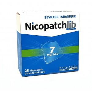 Nicopatchlib 7mg/24h - 28...