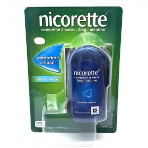 Nicorette 2mg Menthe...