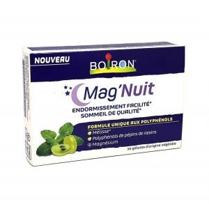 Mag'Nuit Boiron - 30 Gélules