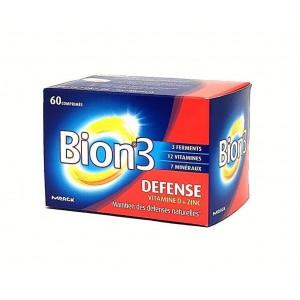 Bion 3 Défence - 60 Comprimés