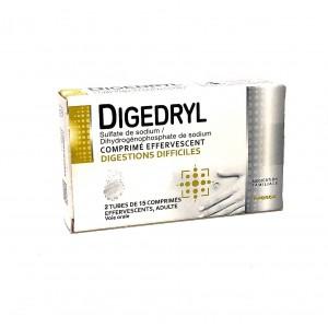 Digedryl - 30 Comprimés