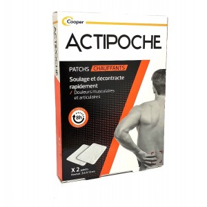 Actipoche Patchs Chauffants...