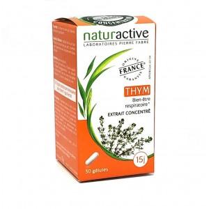Thym Naturactive - 30 Gélules