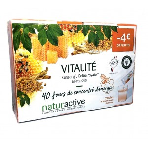 Vitalité Naturactive - 2x20...