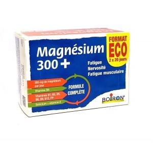 Magnésium 300+ Boiron - 160...