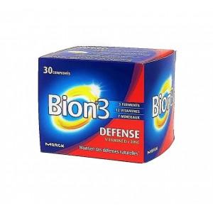 Bion 3 Défence - 30 Comprimés