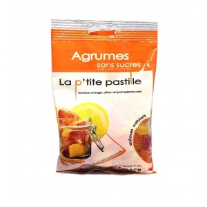 La P'tite Pastille - Agrumes