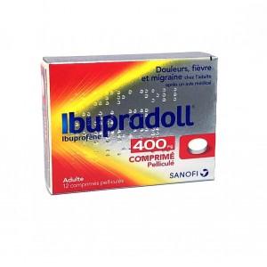 Ibupradoll 400 mg - 12...