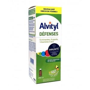 Alvityl Défences - Sirop...