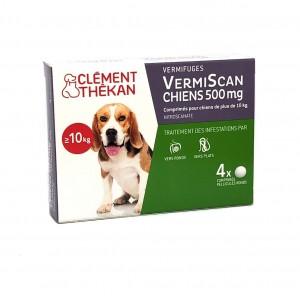 VermiScan Chien +10kg...