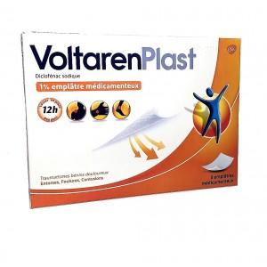 VoltarenPlast 1% - 5...