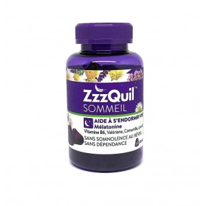 ZzzQuil Sommeil - 60 Gommes