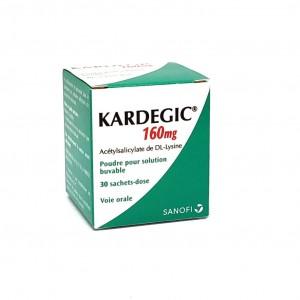 Kardegic 160 mg - 30 Sachets