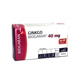 Ginkgo 40 mg Biogaran - 90...