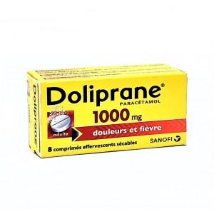 Doliprane 1000 mg -  8...
