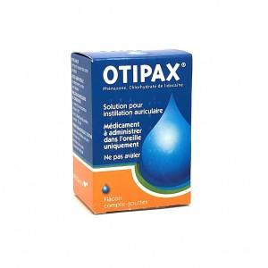 Otipax - Solution pour...