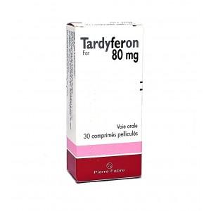 Tardyferon 80 mg - 30...
