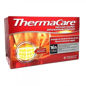 Thermacare Bas du Dos - 4...