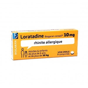 Loratadine 10 mg Biogaran -...