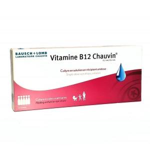 Vitamine B12 Chauvin -...
