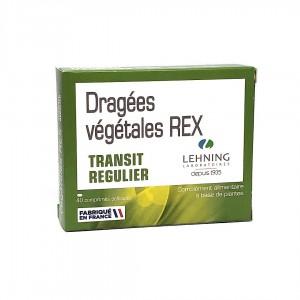 Dragées Végétales Rex...