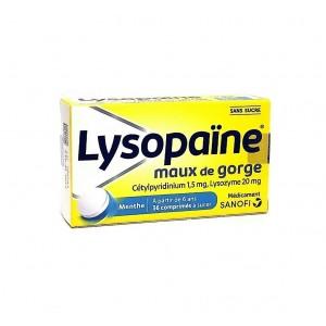 Lysopaïne Sans Sucre - 36...