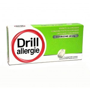 Drill Allergie 10 mg - 7...