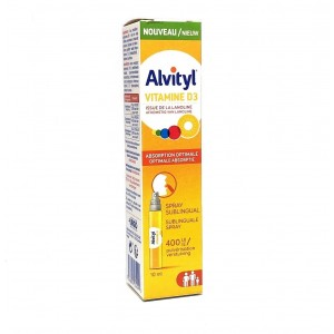Alvityl Vitamine D3 - Spray...