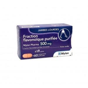 Fraction Flavonoïque...