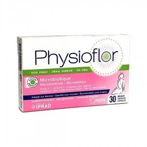 Physioflor - 30 Gélules
