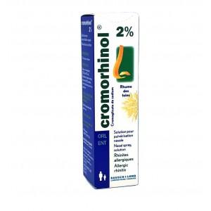 Cromorhinol 2%  - Spray 15 ml