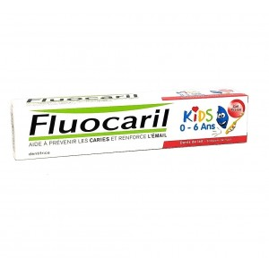 Fluocaril Kids 0-6 ans - 50 ml
