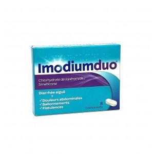 Imodiumduo - 8 Comprimés