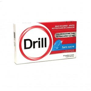 Drill Sans Sucre - 24...