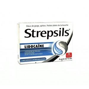 Strepsils Lidocaïne - 36...
