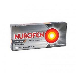Nurofen 200 mg - 20 Comprimés
