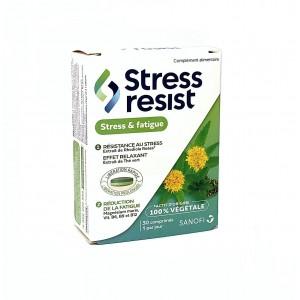 Stress Résist - 30 Comprimés