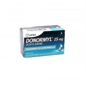 Donormyl 15mg - 10...