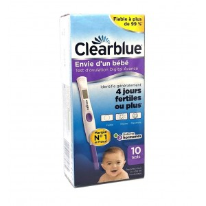 Clearblue Test d'Ovulation...