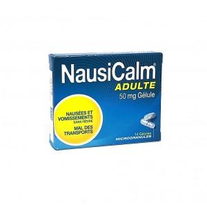 Nausicalm 50 mg Adulte - 14...