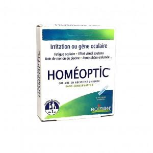 Homéoptic Boiron - 10 Unidoses