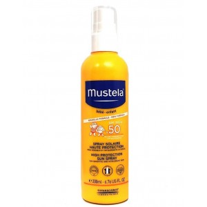 Mustela Spray Solaire 50+ -...