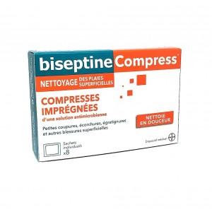 Biseptine Compresse - 8...