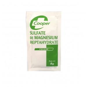 Sulfate de Magnésium Cooper...