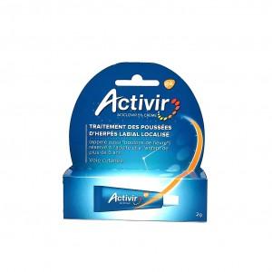 Activir 5% - Crème