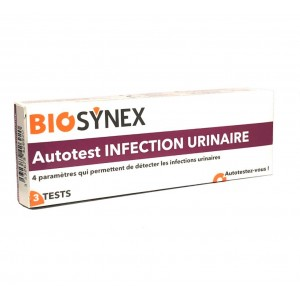 Test Infection Urinaire...