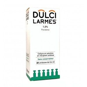 DulciLarmes 1.5% - 60 Unidoses